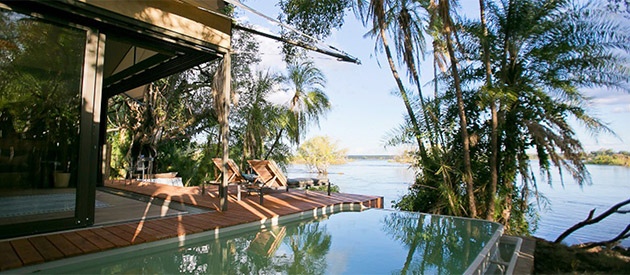 Thorntree River Lodge  - Zambia