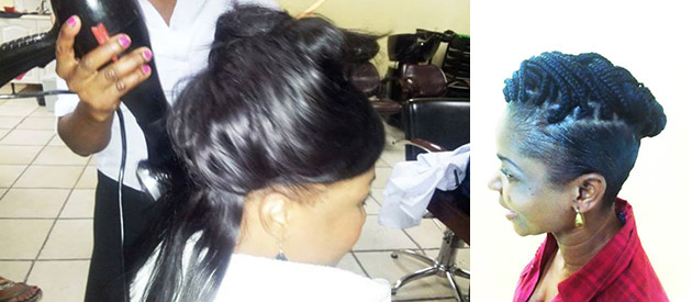 SCRUPLES HAIR SALON & DAY SPA - Lusaka - Zambia